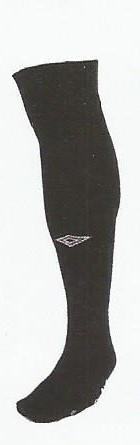 Diamond socks black