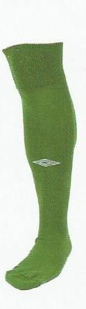 Diamond socks green