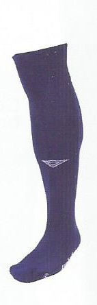 Diamond socks marine blue
