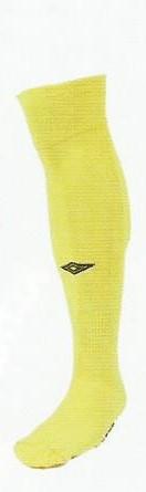 Diamond socks yellow