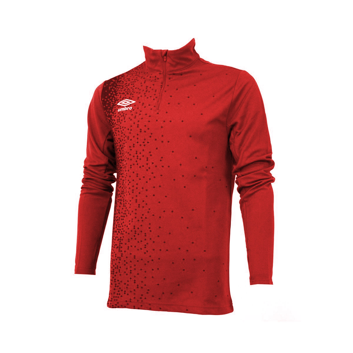 match-zip-sweat-rouge