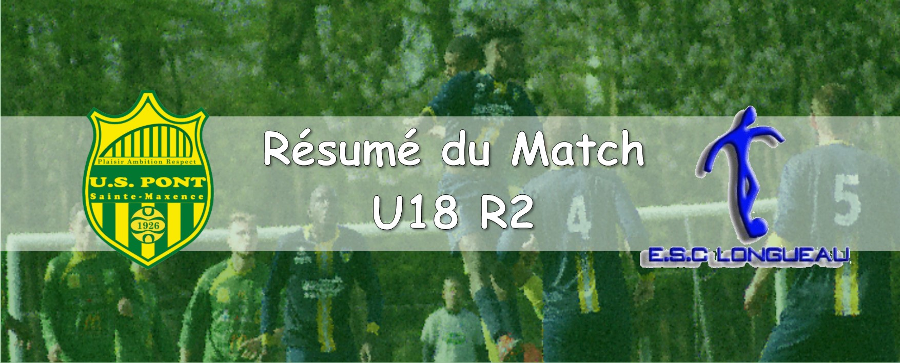 r u00e9sum u00e9 match  u2013 uspontfootball